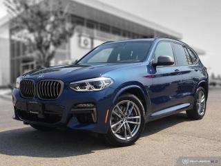 New 2021 BMW X3 M40i Ultimate for sale in Winnipeg, MB