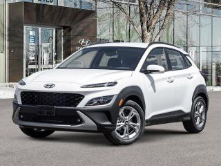 New 2022 Hyundai KONA Preferred for sale in Winnipeg, MB