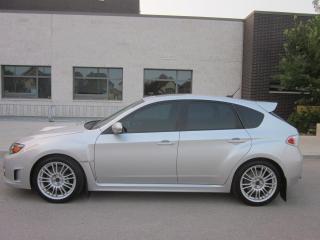 Used 2010 Subaru Impreza WRX STI for sale in Winnipeg, MB