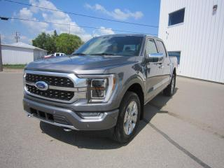 New 2021 Ford F-150 Platinum 4X4 Crewcab for sale in Southey, SK