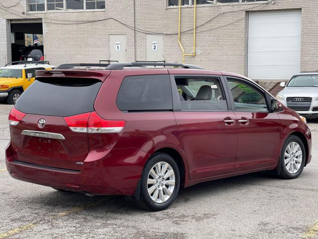 2013 Toyota Sienna Limited   Navigation/Panoramic Sunroof/DVD/Leather Photo5