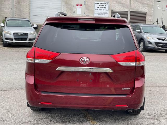 2013 Toyota Sienna Limited   Navigation/Panoramic Sunroof/DVD/Leather Photo6
