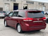 2013 Toyota Sienna Limited   Navigation/Panoramic Sunroof/DVD/Leather Photo28