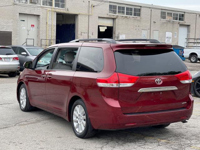 2013 Toyota Sienna Limited   Navigation/Panoramic Sunroof/DVD/Leather Photo7