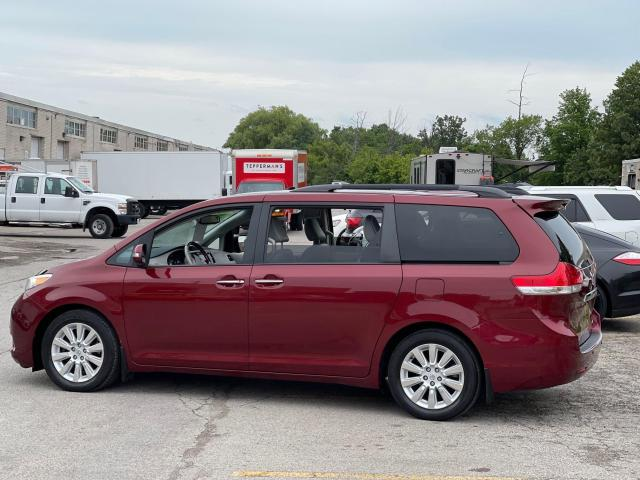 2013 Toyota Sienna Limited   Navigation/Panoramic Sunroof/DVD/Leather Photo8