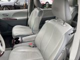 2013 Toyota Sienna Limited   Navigation/Panoramic Sunroof/DVD/Leather Photo32