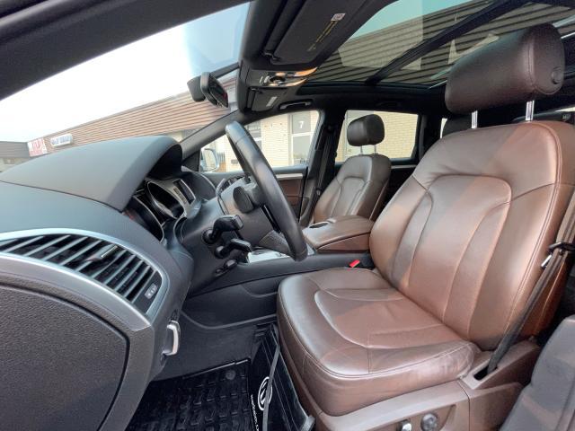 2014 Audi Q7 3.0L TDI Technik Navigation/Pano Sunroof /7Pass Photo10