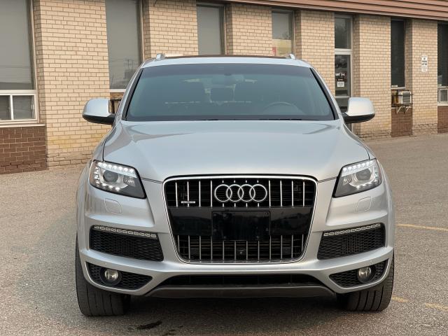 2014 Audi Q7 3.0L TDI Technik Navigation/Pano Sunroof /7Pass Photo9