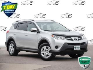 Used 2015 Toyota RAV4 LE Parking Camera | Heated Bucket Seats for sale in Welland, ON