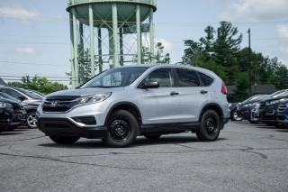 Used 2015 Honda CR-V LX for sale in Stittsville, ON