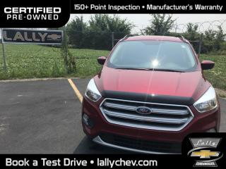 Used 2017 Ford Escape SE**4WD**BACK UP CAMERA**POWER WINDOWS**POWER LOCK for sale in Tilbury, ON