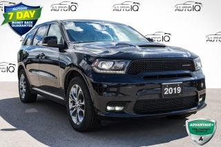Used 2019 Dodge Durango R/T 7 PASSENGER | AWD for sale in Innisfil, ON