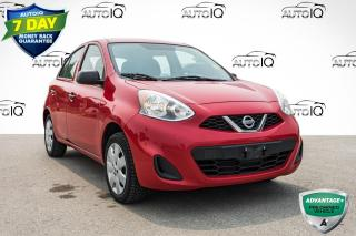 Used 2017 Nissan Micra S MANUAL HATCHBACK | ONE OWNER TRADE IN for sale in Innisfil, ON