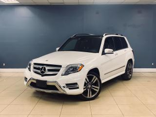Used 2015 Mercedes-Benz GLK-Class GLK 350 AWD Clean 360 Camera Keyless Panoroof Navi for sale in North York, ON