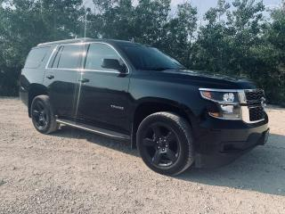 Used 2019 Chevrolet Tahoe 4WD LT *NAVIGATION - HEATED LEATHER - SUNROOF* for sale in Winnipeg, MB