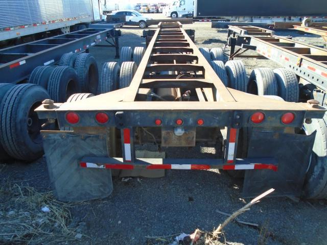 1995 Big Iron 40 CONTAINER CHASSIS CONTAINER CHASSIS 40 FT
