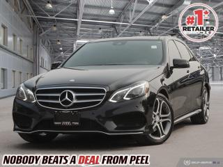 Used 2014 Mercedes-Benz E-Class Base for sale in Mississauga, ON