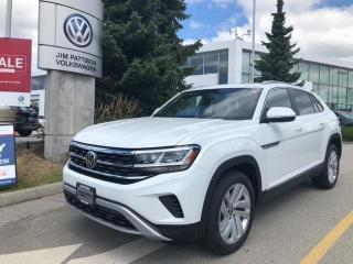 New 2021 Volkswagen Atlas Cross Sport 3.6 FSI Highline for sale in Surrey, BC