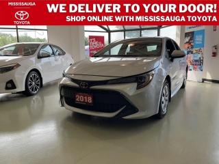 Used 2019 Toyota Corolla Hatchba 5DR HB for sale in Mississauga, ON