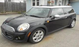 Used 2011 MINI Cooper CLUBMAN for sale in St Catharines, ON