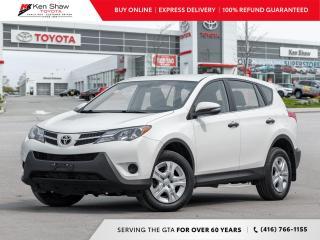 Used 2013 Toyota RAV4 for sale in Toronto, ON