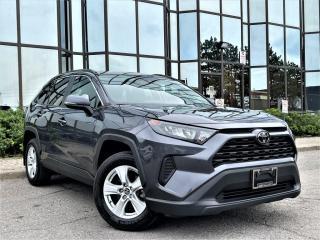 Used 2019 Toyota RAV4 AWD LE|REAR VIEW|PREMIUM SOUND|NAVI|ALLOYS|HEATED SEATS| for sale in Brampton, ON