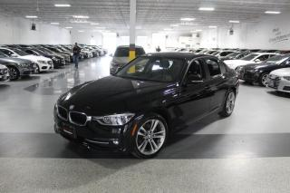 Used 2017 BMW 3 Series 320i XDRIVE SPORT I NO ACCIDENTS I NAVIGATION I REAR CAM for sale in Mississauga, ON