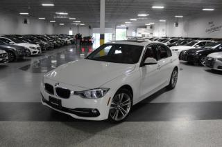 Used 2017 BMW 3 Series 320i XDRIVE SPORT I NO ACCIDENTS I NAVIGATION I SUNROOF for sale in Mississauga, ON