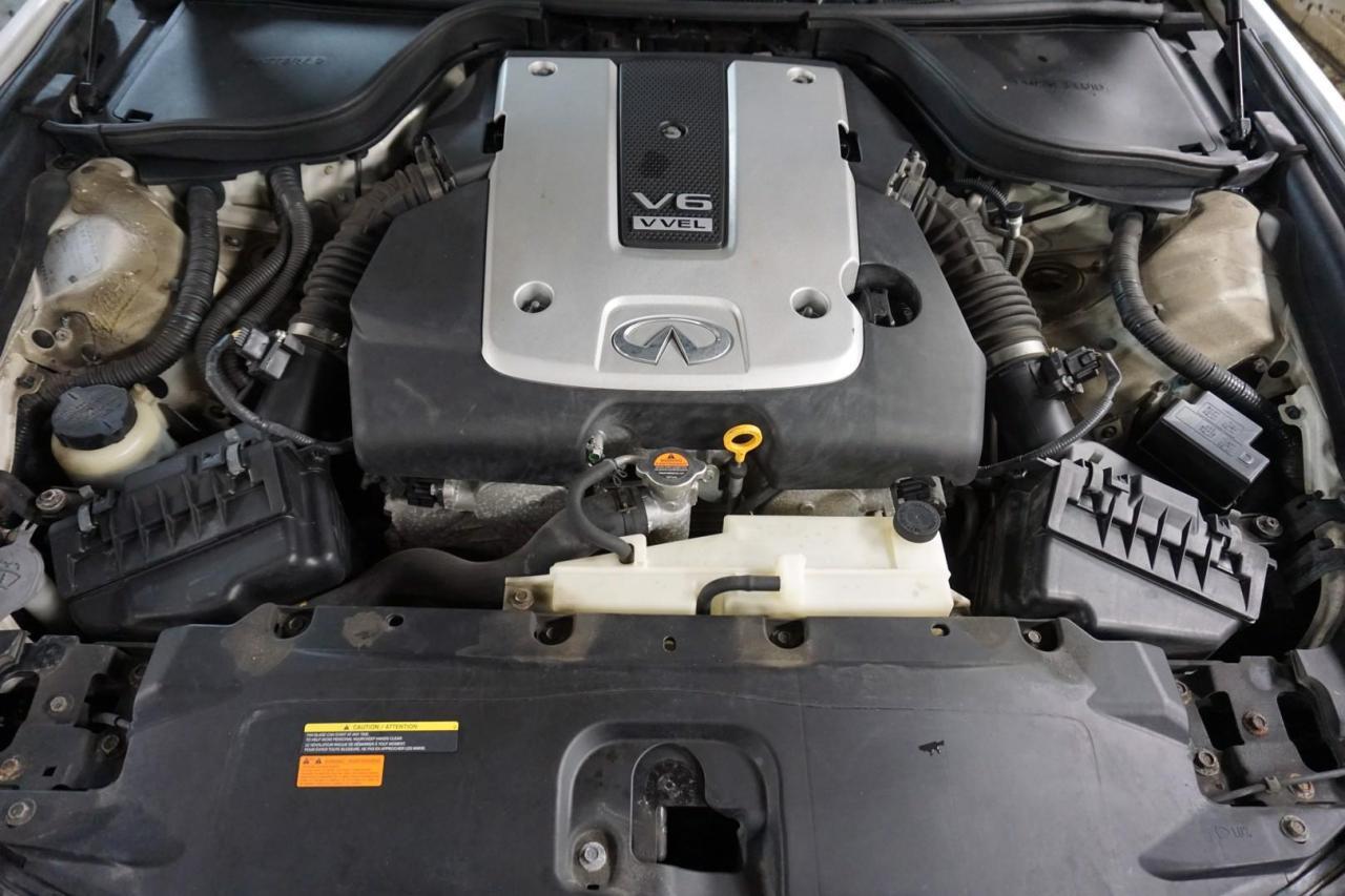 2009 Infiniti G Coupe