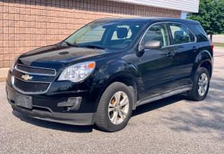 Used 2014 Chevrolet Equinox LS | AWD | for sale in Barrie, ON