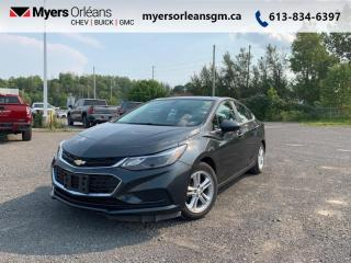 Used 2018 Chevrolet Cruze LT  2 sets of tires! for sale in Orleans, ON