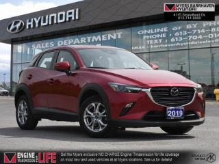 Used 2019 Mazda CX-3 GS  - Heated Seats - $141 B/W for sale in Nepean, ON