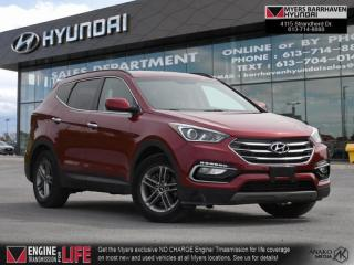 Used 2018 Hyundai Santa Fe Sport 4DR SUV FWD 2.4  - $150 B/W for sale in Nepean, ON