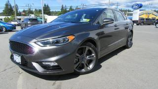 Used 2017 Ford Fusion V6 Sport for sale in Sechelt, BC
