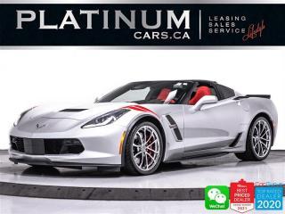 Used 2019 Chevrolet Corvette Grand Sport 2LT, 460HP, CAM, NAV, HEADS UP, BOSE for sale in Toronto, ON