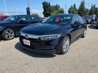 Used 2019 Honda Accord Sedan LX for sale in Waterloo, ON