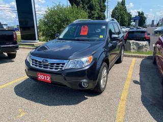 Used 2012 Subaru Forester X Limited for sale in Waterloo, ON