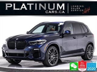 Used 2021 BMW X5 xDrive40i, MSPORT, PREM PKG, NAV, CAM, HEATED,PANO for sale in Toronto, ON