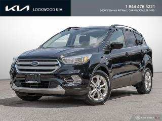 Used 2018 Ford Escape SE FWD - ONE OWNER | CLEAN CARFAX for sale in Oakville, ON