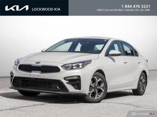 Used 2020 Kia Forte EX IVT - ONE OWNER   CLEAN CARFAX for sale in Oakville, ON