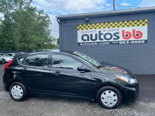 Used 2012 Hyundai Accent Manuelle for sale in Laval, QC