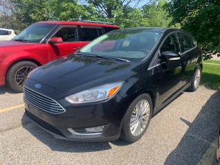 Used 2016 Ford Focus Titanium for sale in New Hamburg, ON