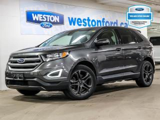 Used 2018 Ford Edge SEL+AWD+REMOTE START+CAMERA+NAVIGATION for sale in Toronto, ON