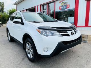 Used 2015 Toyota RAV4 XLE for sale in Regina, SK