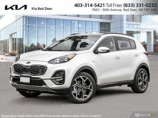 New 2022 Kia Sportage SX for sale in Red Deer, AB