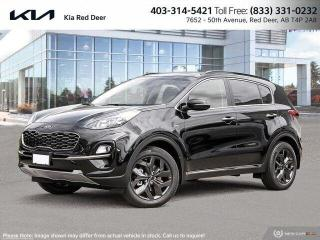 New 2022 Kia Sportage EX PREMIUM S for sale in Red Deer, AB