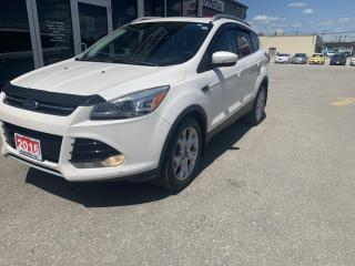 Used 2016 Ford Escape Titanium for sale in Chatham, ON