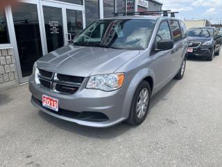 Used 2019 Dodge Grand Caravan CVP/SXT for sale in Chatham, ON