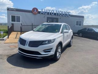 Used 2015 Lincoln MKC AWD, LEATHER, BACKUP CAM for sale in Calgary, AB