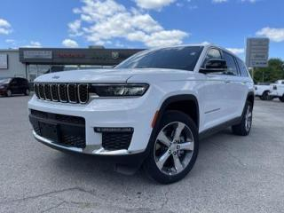 New 2021 Jeep Grand Cherokee All-New L Limited | PANO ROOF | TECH GROUP | NAV | TOW GROUP for sale in Listowel, ON